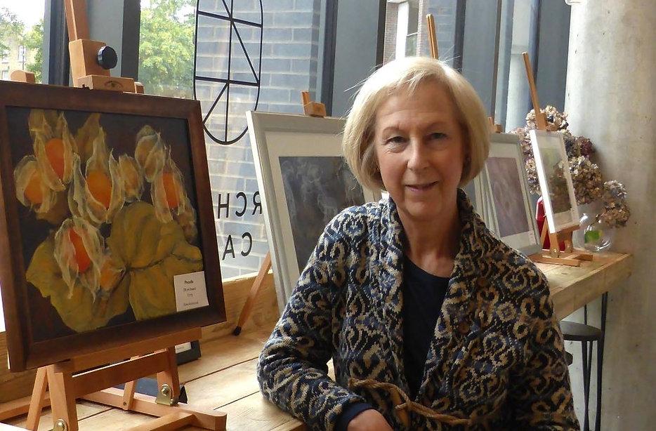 Diana Braybrook - artist