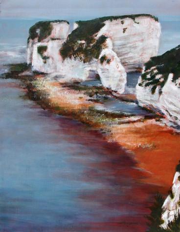Old Harry Rocks Studand Bay, Dorset