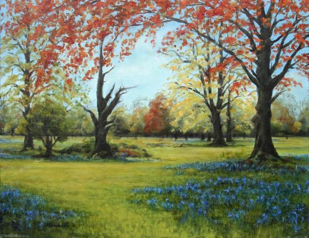 Spring Awakening, Osterley Park & House