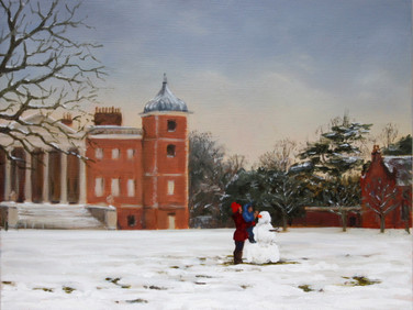 The Snowman, Osterley Park & House