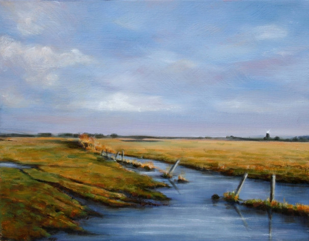 After the Rain - North Norfolk