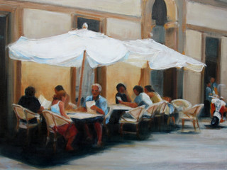 A Light Lunch, Italy