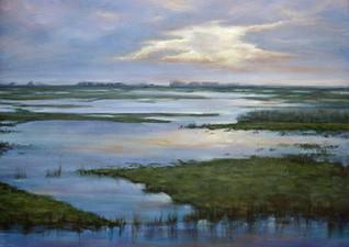 Winter Stillness, North Norfolk