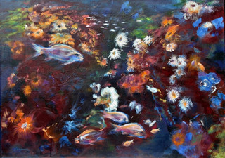 Living Reef - limited edition giclee print