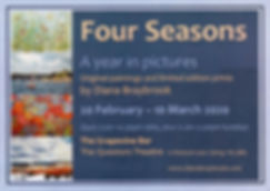 Four Seasons - Grapevine at Questors The