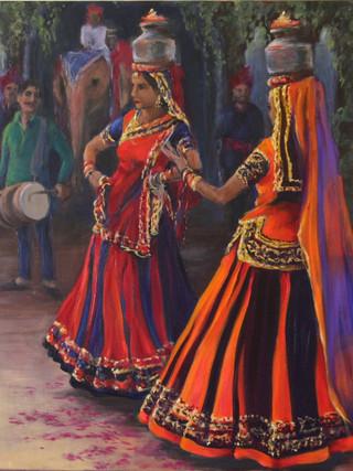 Chari Dancers