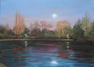 Clair de Lune, Osterley Park & House