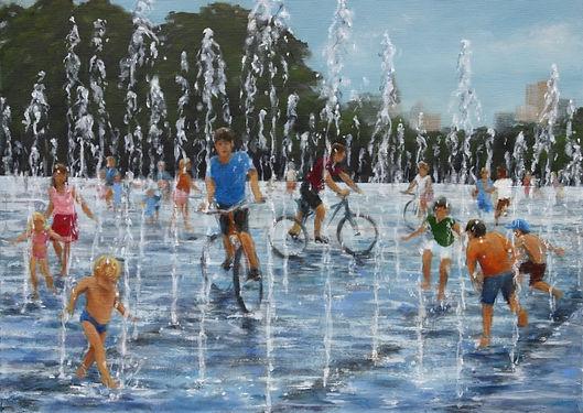 Summer Fun, Moscow