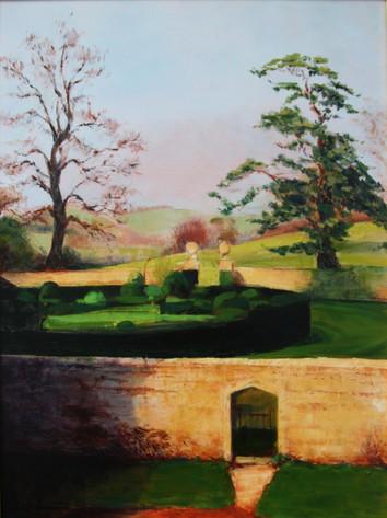 Secret Garden, Chastleton House