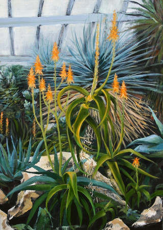 Floral Beacons, Kew Gardens