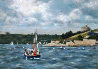 Heading into Harbour, St Mawes