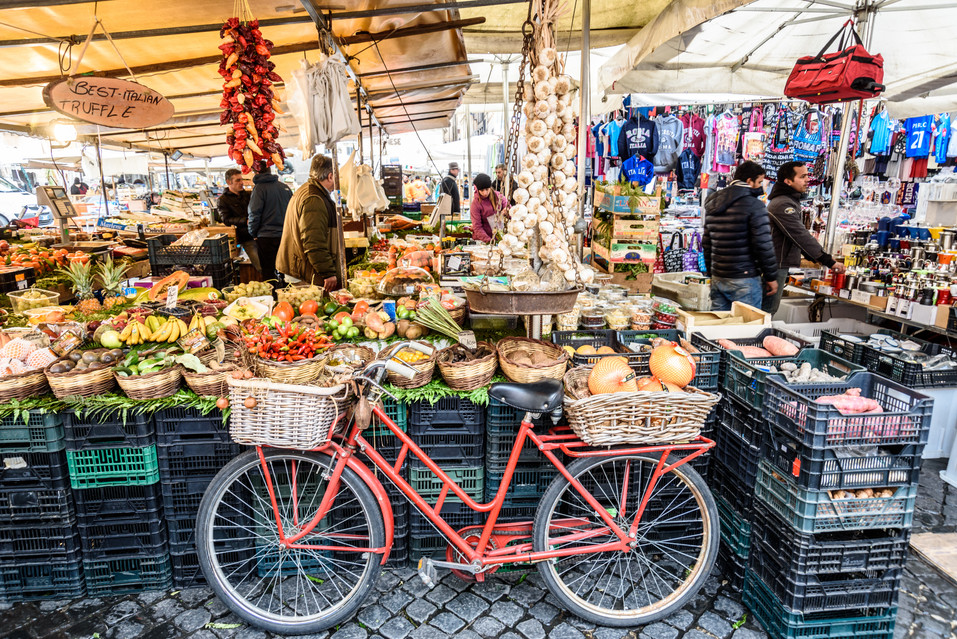 Italian cooking classes in Rome