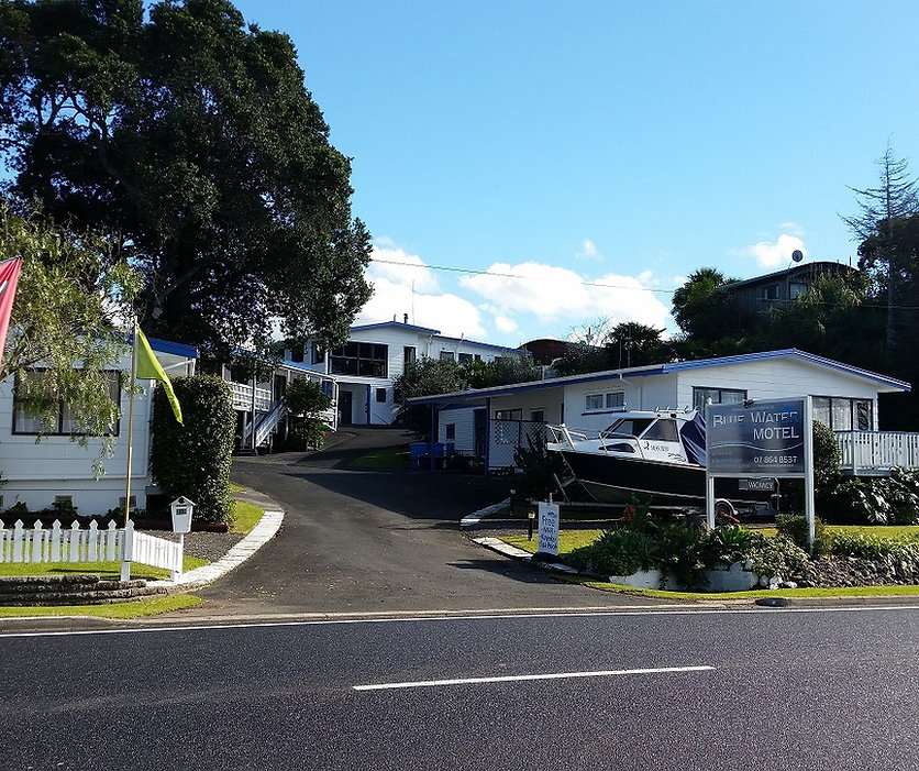 Blue Water Motel Tairua