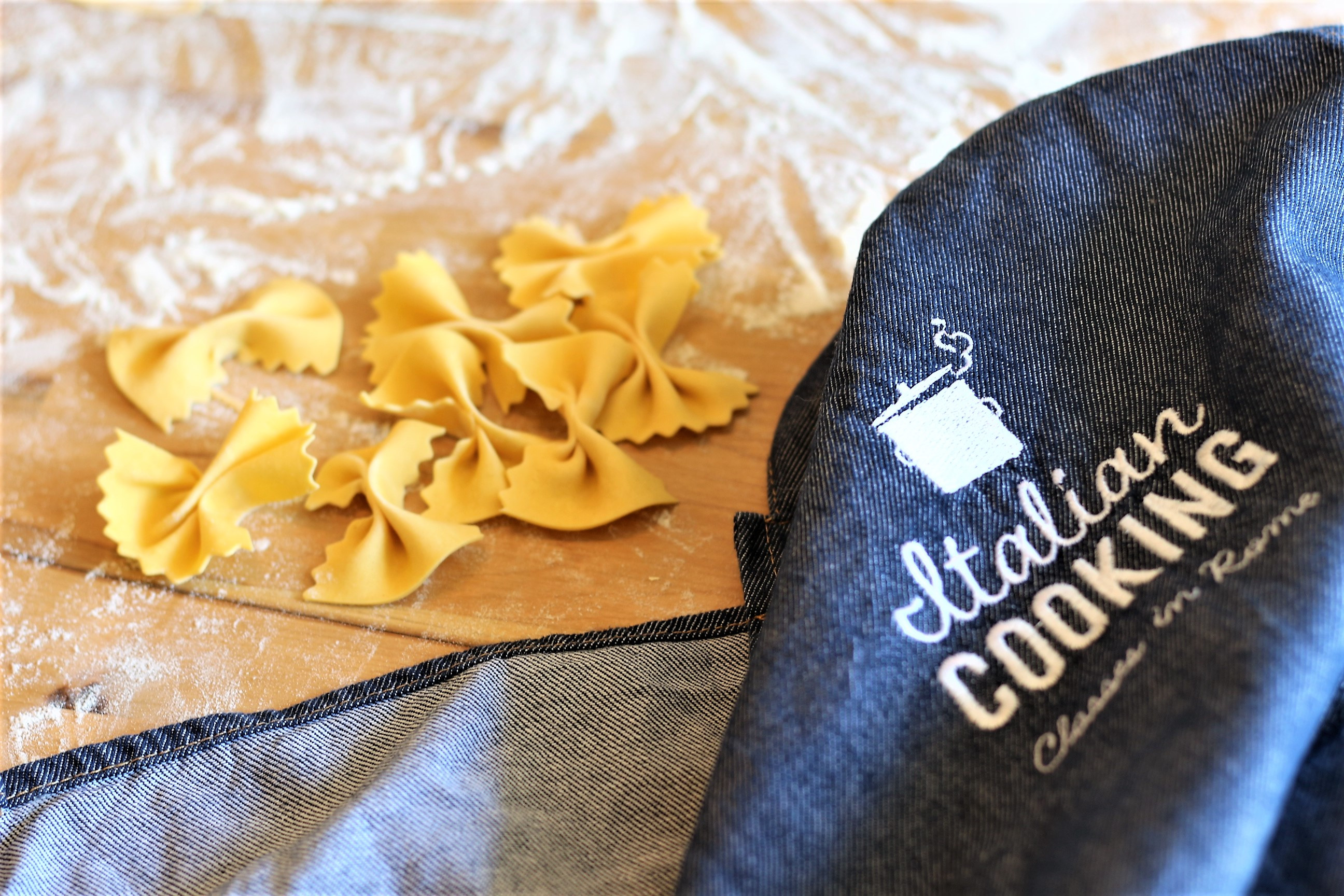 Pasta making class Rome & Tiramisù