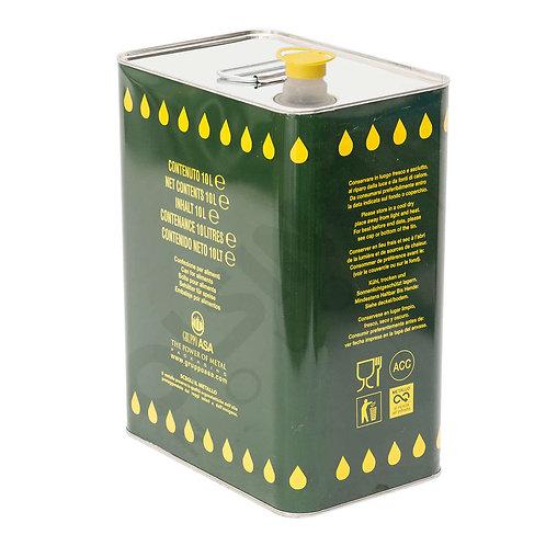 10L Extra Virgin Olive Oil-EVO-10L= 338.1402us fl oz from Calabria