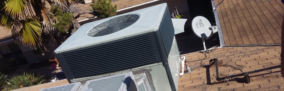 Roof Top Unit Air Conditioner