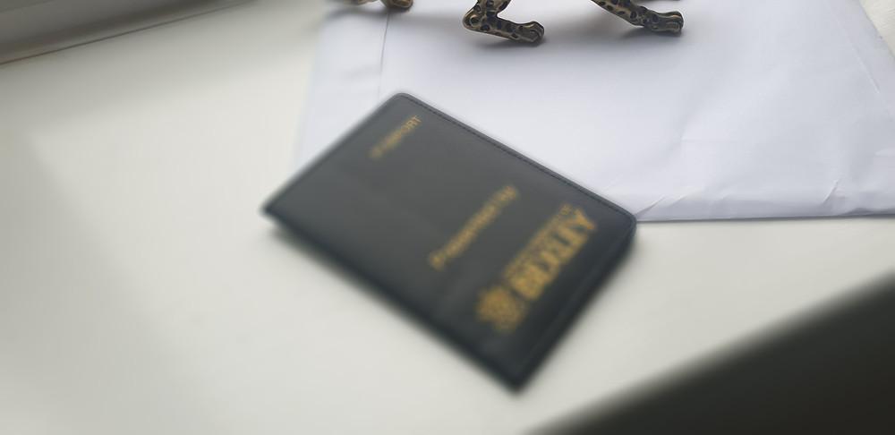 Identity card, passport