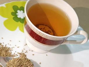 Ajwain Tea or Carom seed infusion