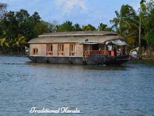 Kerala - Alappuzha ( Alleppey) - Venice of the East