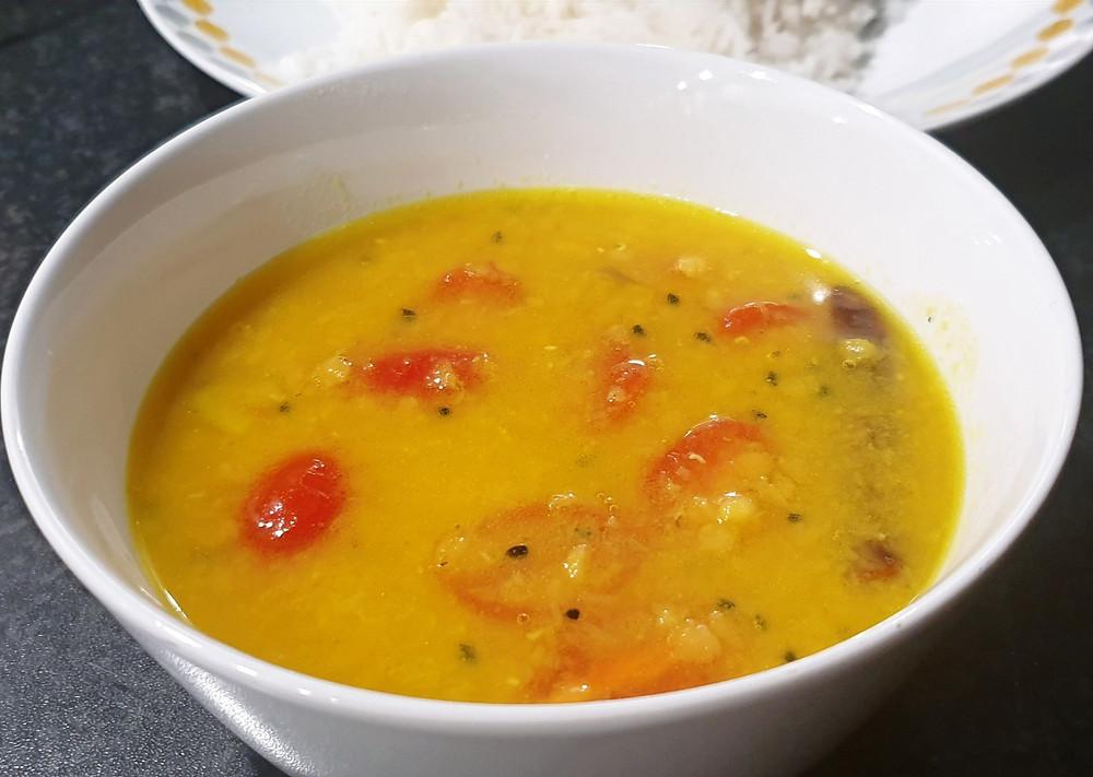 Red Lentil Soup, Dahl, Masoor Dal