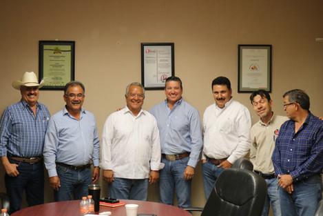 Reunión AEGBN con Secretaria de Desarrollo Rural Coahuila