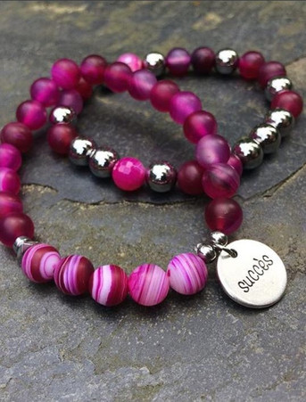 Bracelets de méditation