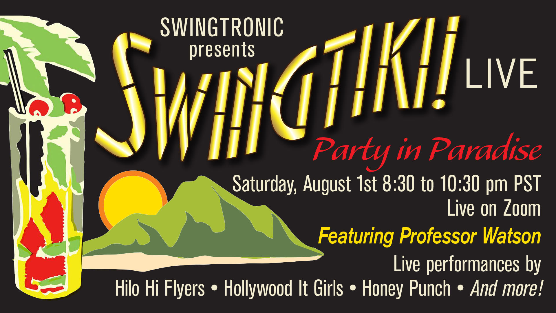 Swingtiki Live FB