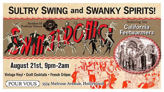 Sultry Swingtronic Flyer_Feetwarmers