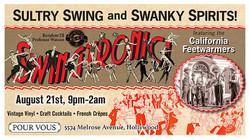 Sultry Swingtronic Flyer_Feetwarmers