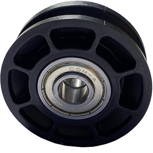 Carrucola diametro Ø 52 mm, per cavi fino a Ø 4 mm
