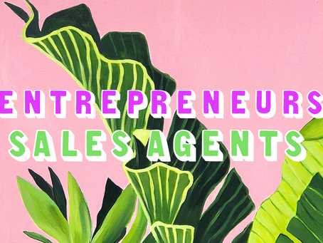 Entrepreneurs + Sales Agents Need Social Media Marketing