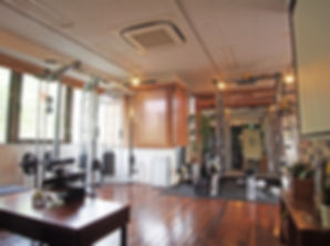 パーソナルトレーニングジム studioBODYact 代々木公園 富ヶ谷 代々木八幡 渋谷