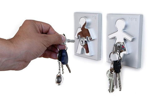 Porte-clés His & Hers