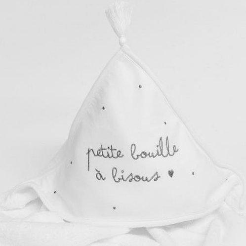 Cape de bain - Petite bouille