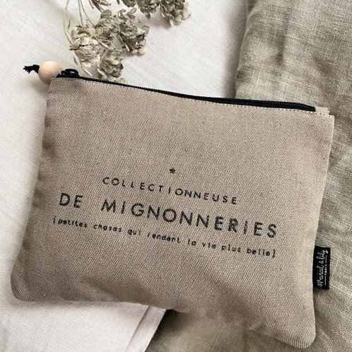 Trousse - Collectionneuse