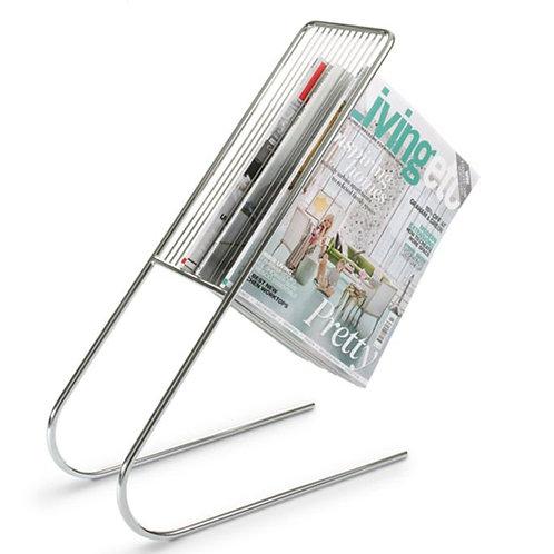 Porte-magazine flottant