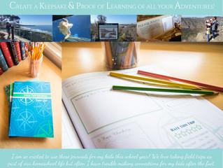 San Diego Coastal Explorers Press: Field Trip Journals for Homeschoolers