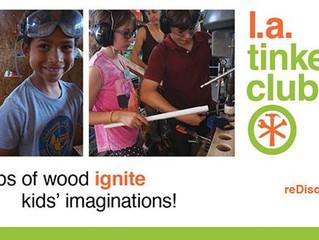 Tinkering Workshop - Riverside, CA