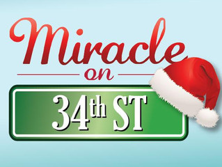 Miracle on 34th Street- Fresno, CA