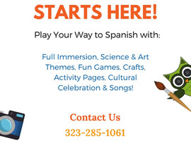 Kallpachay Spanish Immersion Classes, Camps & Educator Immersion - Los Angeles Area, CA & Online