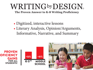 Writing By Design / Grading by Design