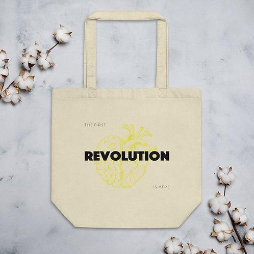 Heart Revolution | ثورة القلب | eco tote bag