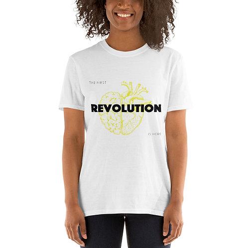 Heart Revolution | ثورة القلب | all gender t-shirt