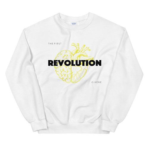 Heart Revolution | ثورة القلب | all gender sweatshirt