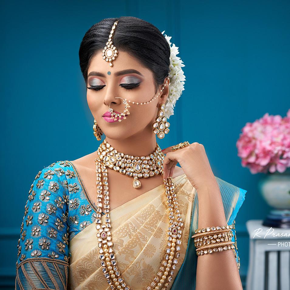 Beauty portrait  by R Prasanna venkatesh