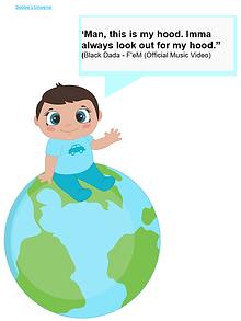 Doobie's Universe - 'Man, this is my hoo
