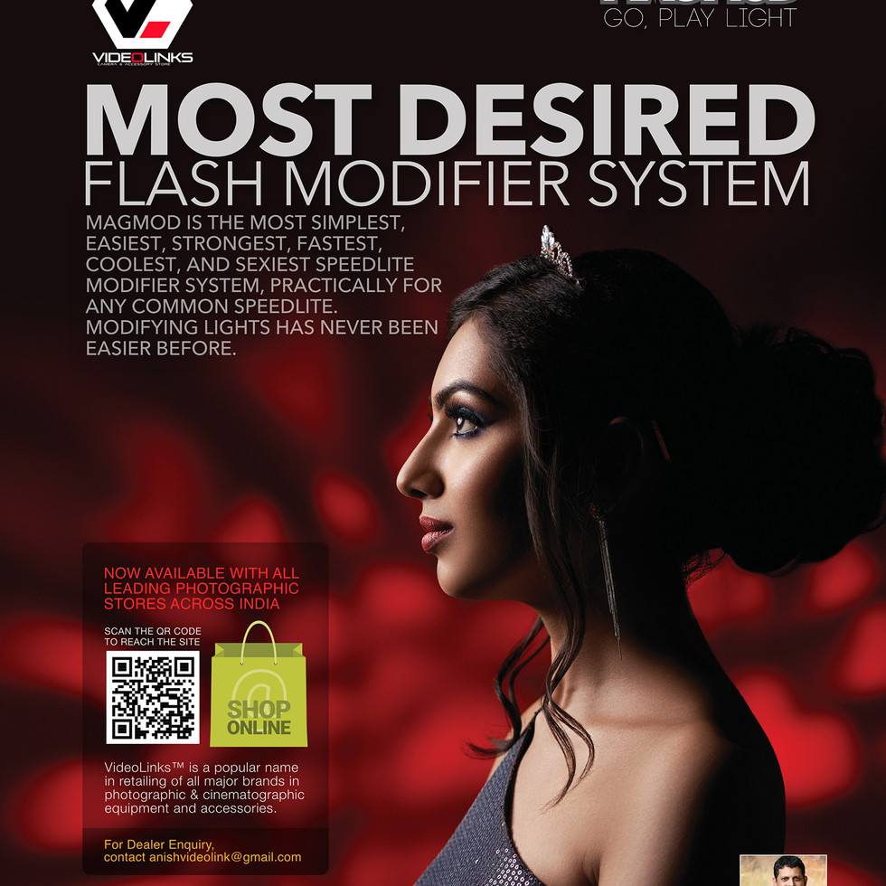 Ad for Magmod