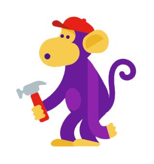Google ® Monkey ™