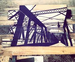 Hot Metal Bridge, Pittsburgh