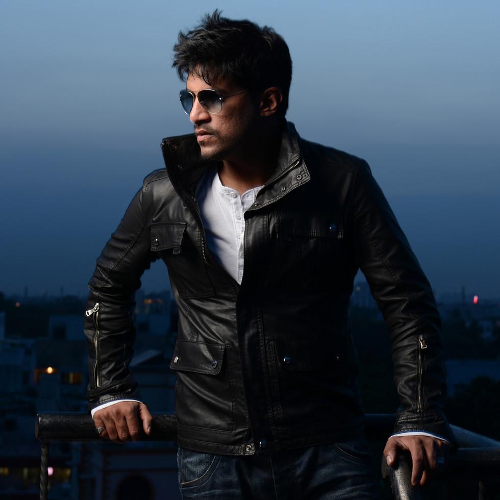 Vijay Yesudas  photoshoot  by R Prasanna Venkatesh